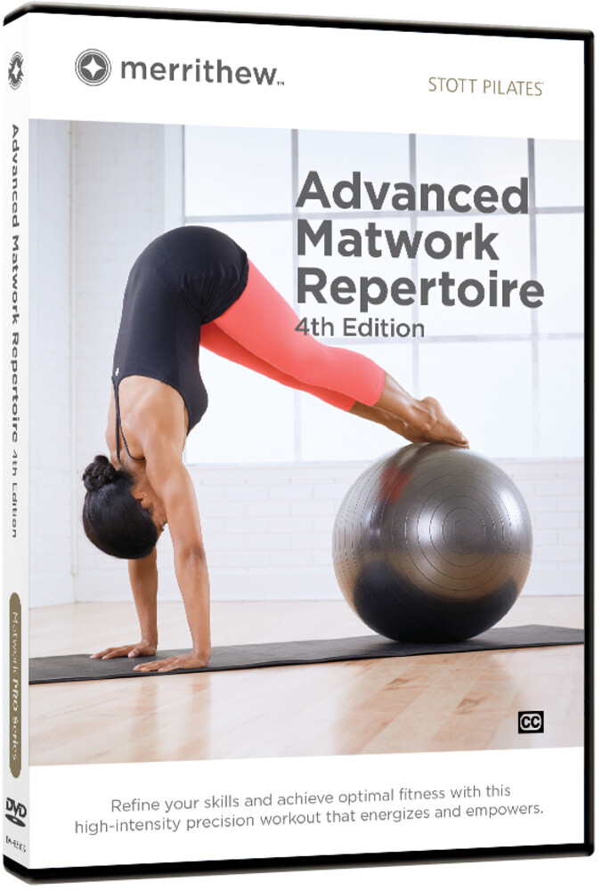 - Stott Pilates Advanced Matwork Repertoire 4th Ed
