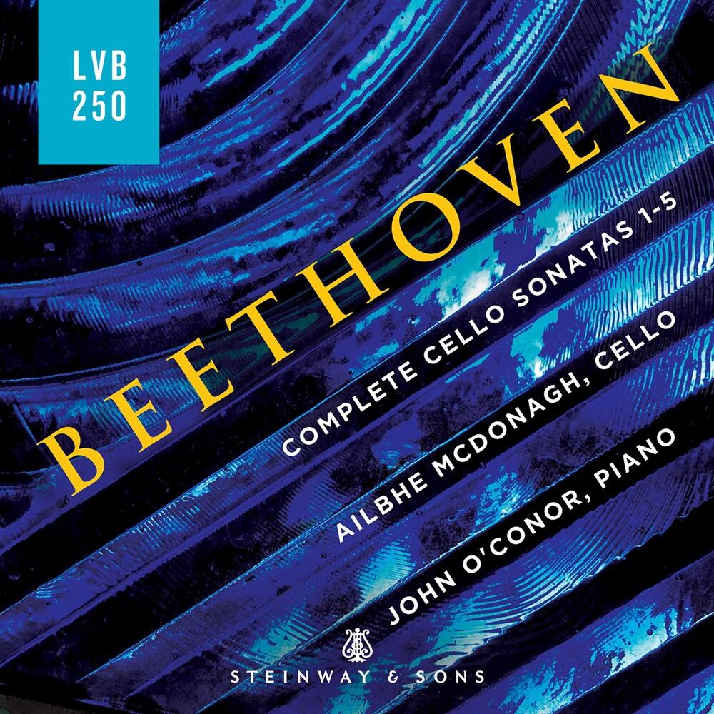 Beethoven / Mcdonagh / O'conor - Complete Cello Sonatas