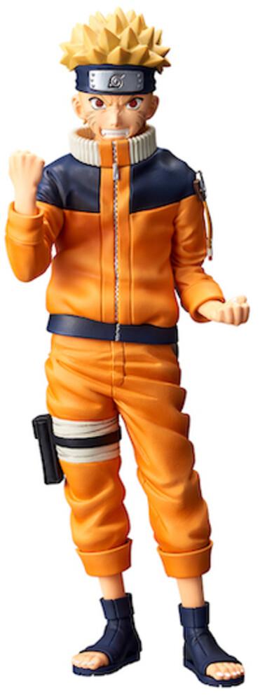 - Naruto Uzumaki Naruto #2 Grandista Nero (Clcb)