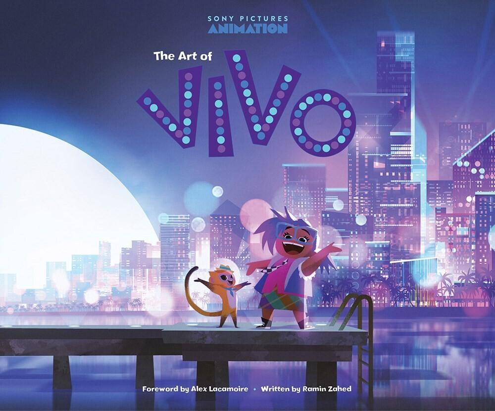 Ramin Zahed  / Lacamoire,Alex - Art Of Vivo (Hcvr)