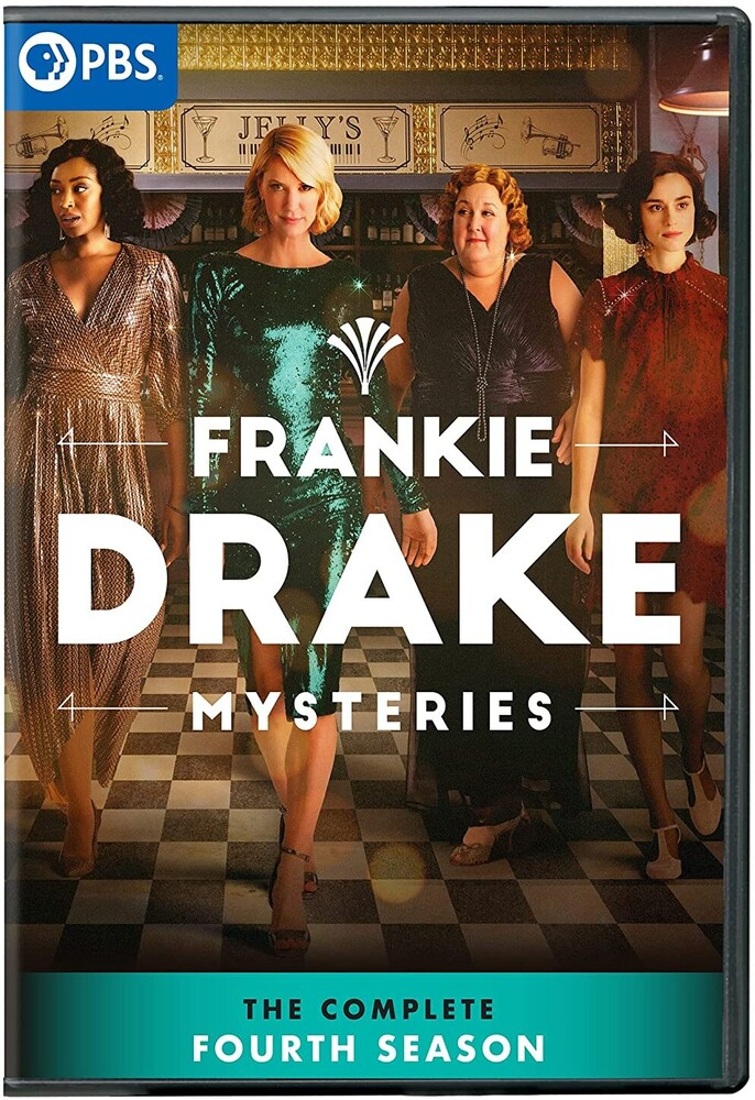 - Frankie Drake Mysteries: Season 4 (3pc) / (3pk)