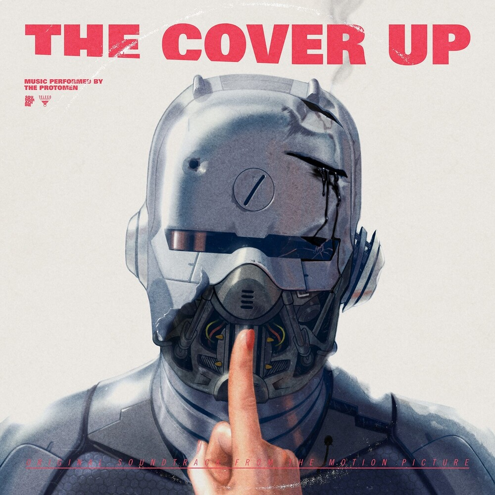 Protomen - Cover Up / O.S.T. [Colored Vinyl] [Limited Edition] [180 Gram] (Red) [Download Included]
