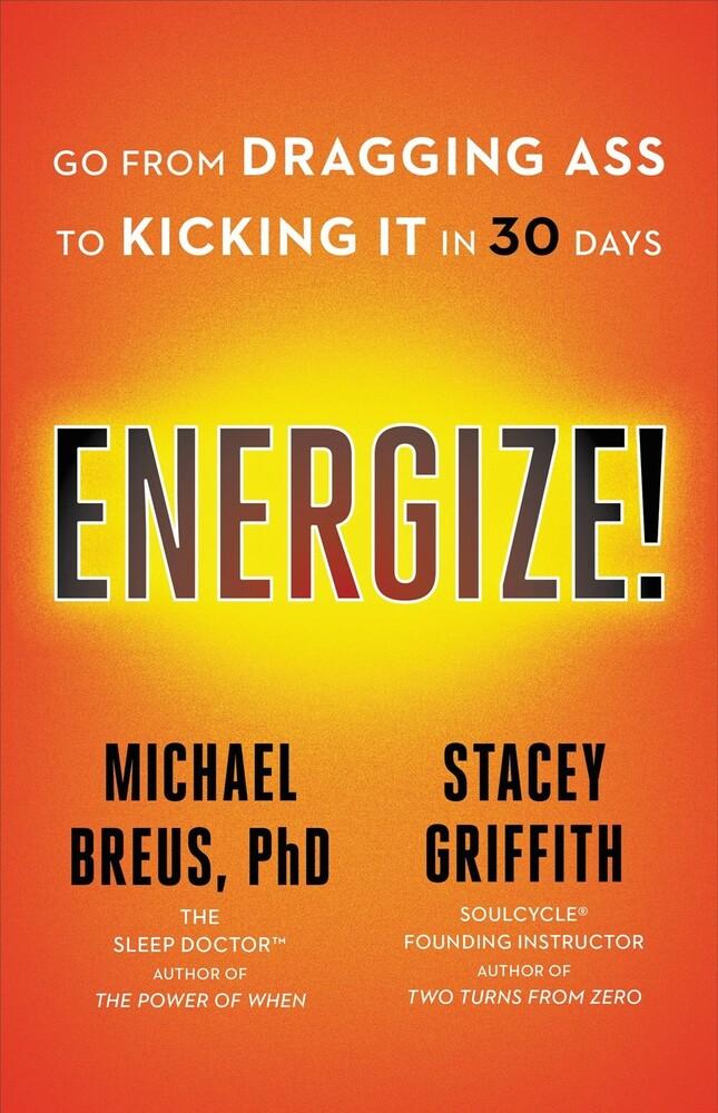 Michael Breus  / Griffith,Stacey - Energize (Hcvr)