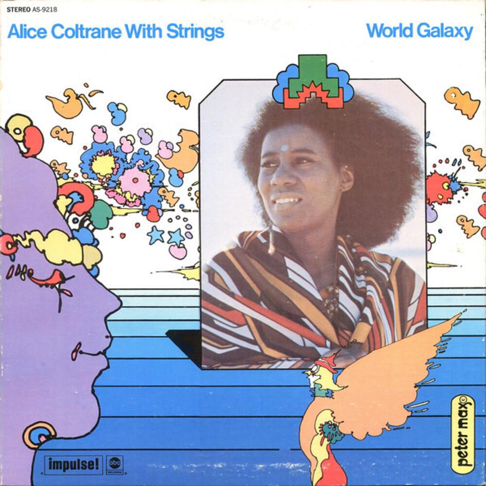 Alice Coltrane - World Galaxy (SHM-CD)