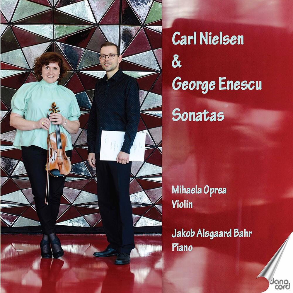 Enescu / Oprea / Bahr - Violin Sonatas