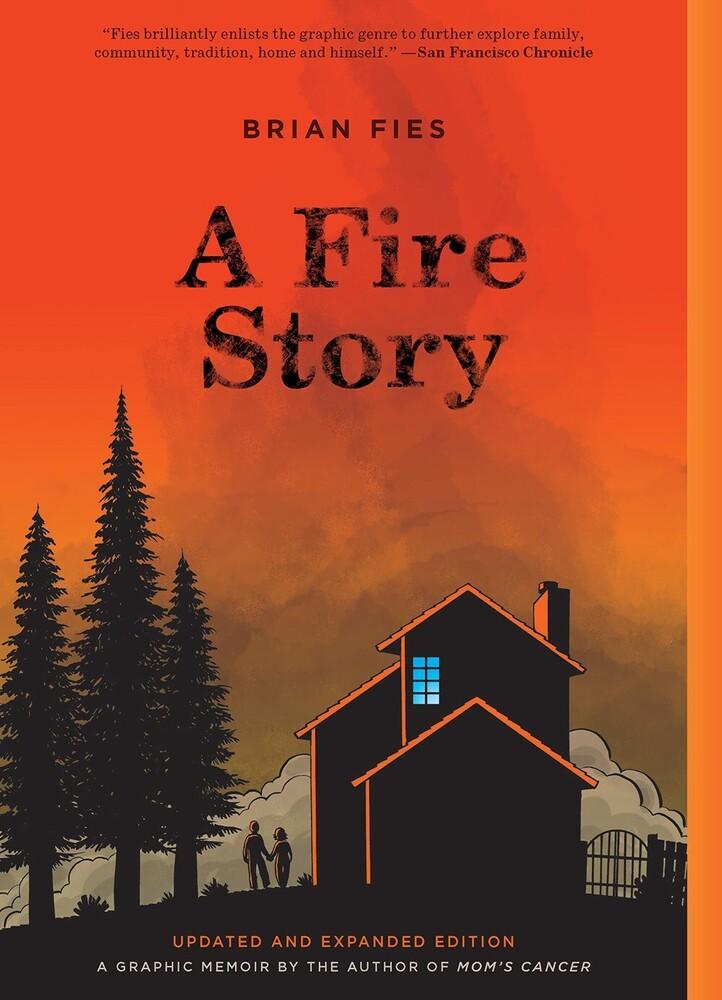 Brian Fies - Fire Story (Gnov) (Ppbk)