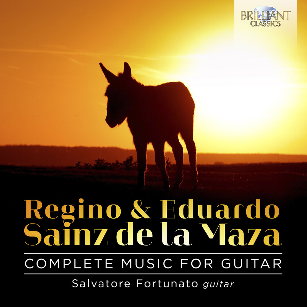 Maza / Salvatore Fortunato - Complete Music For Guitar (2pk)