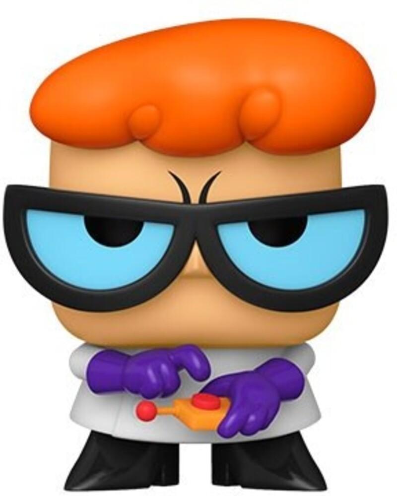 - Dexter's Lab- Dexter W/Remote (Vfig)