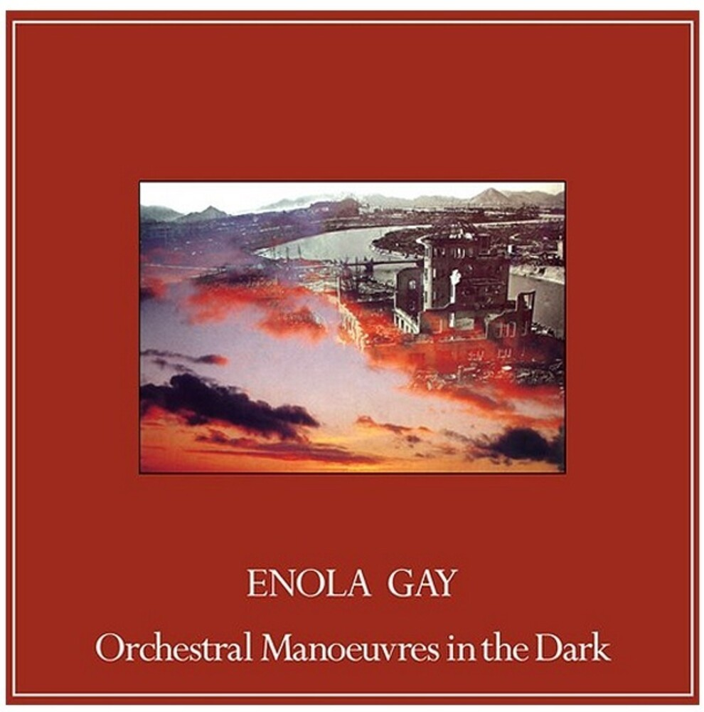 Omd ( Orchestral Manoeuvres In The Dark ) - Enola Gay (Can)