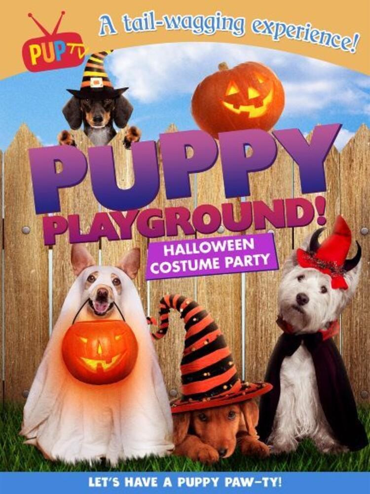Dixie - Puppy Playground: Halloween Party