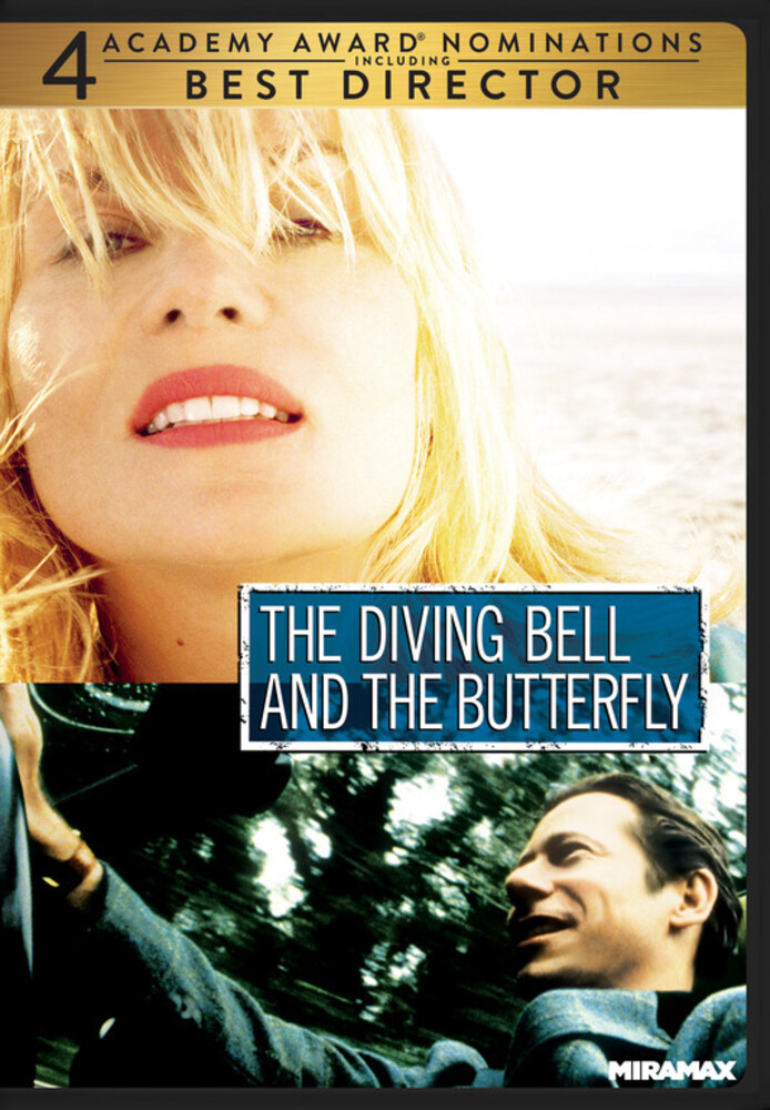 - Diving Bell & The Butterfly / (Ac3 Amar Dol Sub)