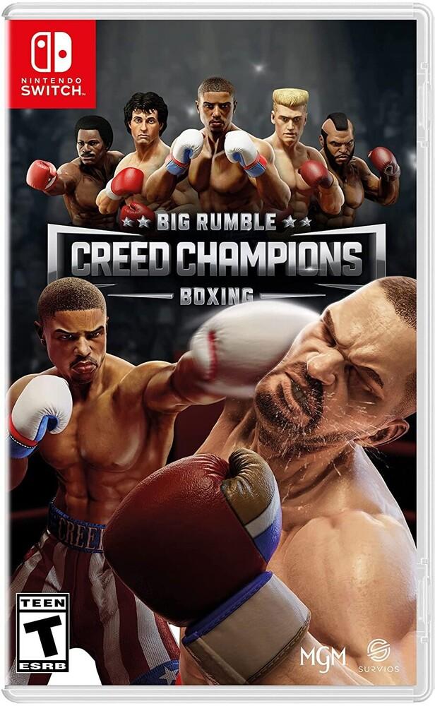 Swi Big Rumble Boxing: Creed Champions - Swi Big Rumble Boxing: Creed Champions