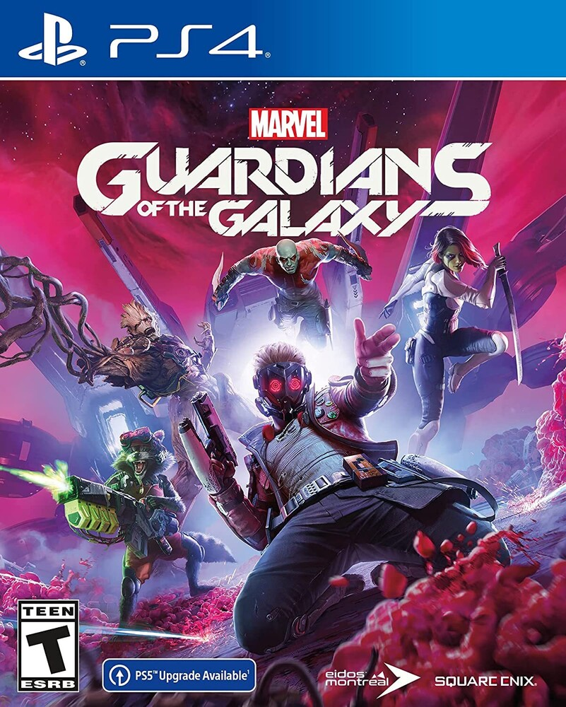 Ps4 Marvel's Guardians of the Galaxy - Marvel's Guardians of the Galaxy for PlayStation 4