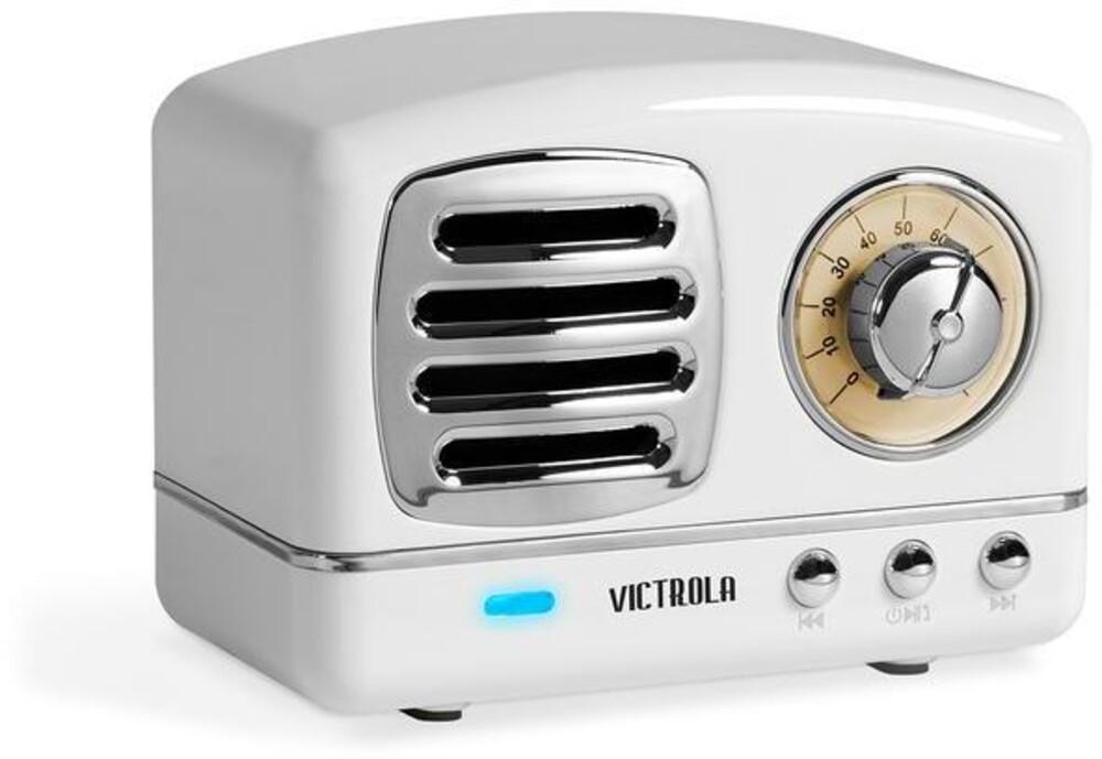 - Victrola Vs170 Lily Bt Mini Spkr Rchrgbl White