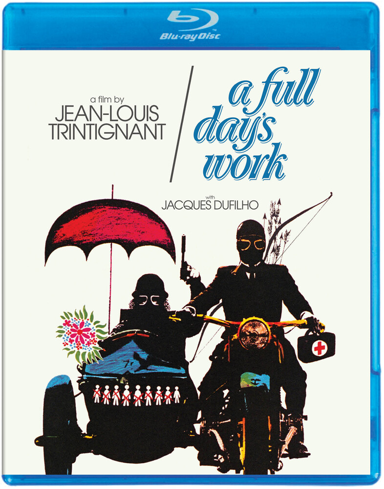 - Full Day's Work (1973)