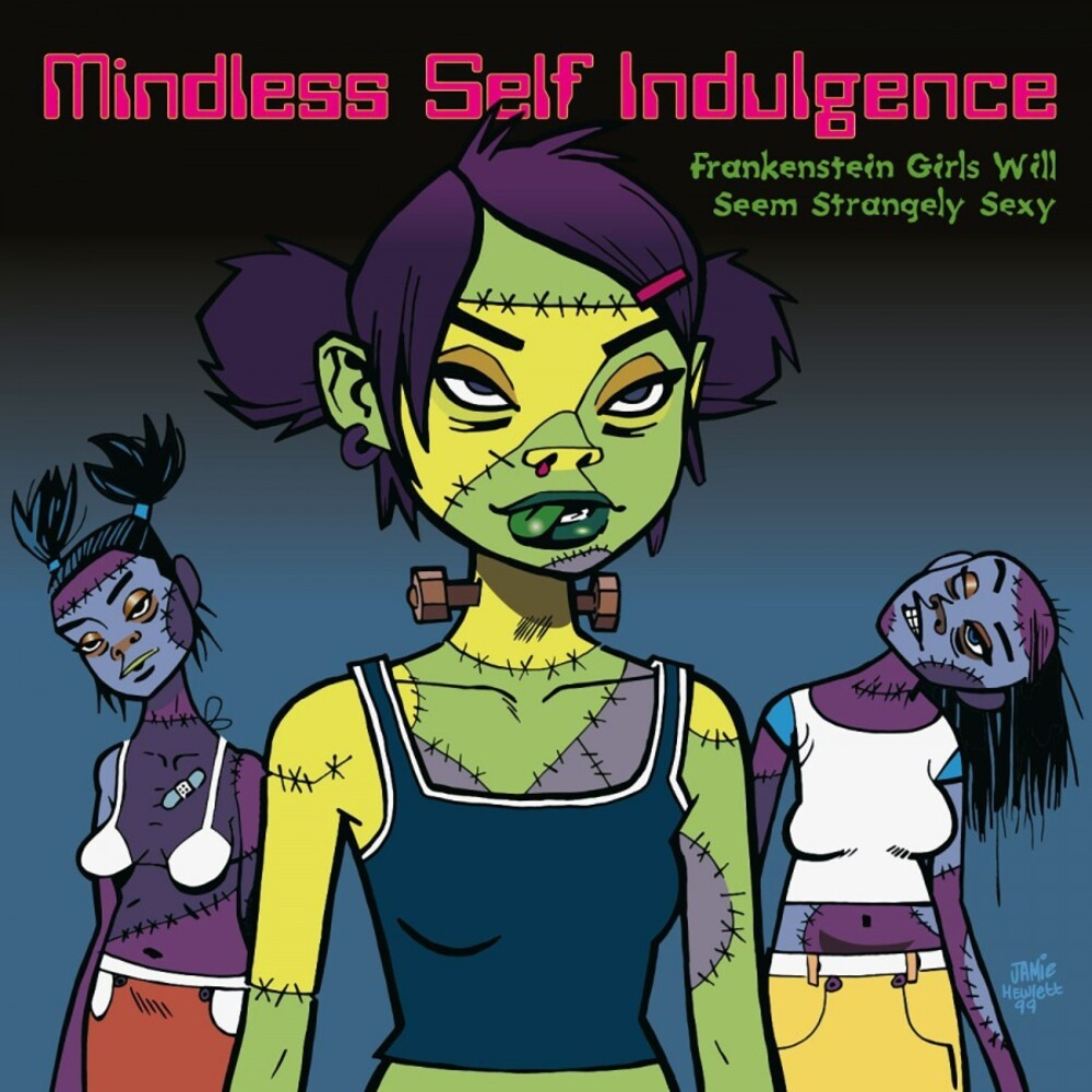 Mindless Self Indulgence - Frankenstein Girls Will Seem Strangely Sexy [Colored Vinyl]