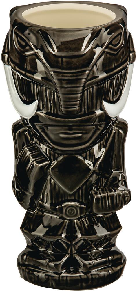 - Power Rangers Black Ranger Tiki Mug (Clcb) (Mug)