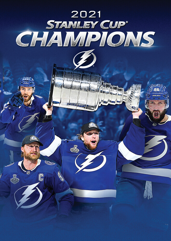 Tampa Bay Lightning 2021 Stanley Cup Champions - Tampa Bay Lightning 2021 Stanley Cup Champions