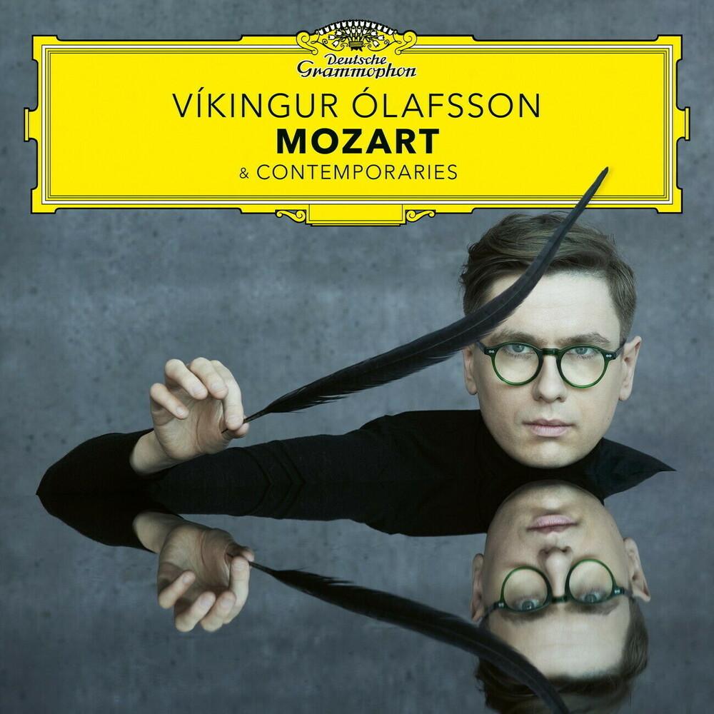 Vikingur Olafsson - Mozart & Contemporaries (Mqa) (Hqcd) (Jpn)