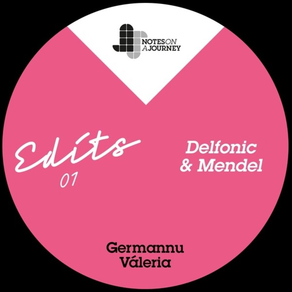 Germannu / Valeria - Noaj Edits 01: Mendel & Delfonic (Aus)