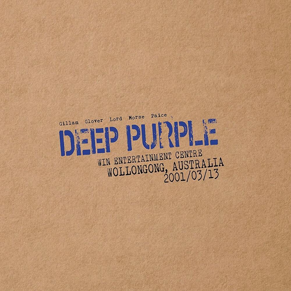 Deep Purple - Live In Wollongong 2001 (Uk)