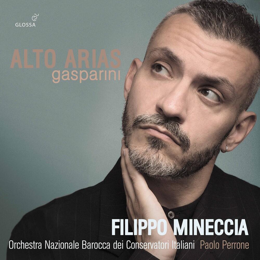 Gasparini / Mineccia / Perrone - Alto Arias