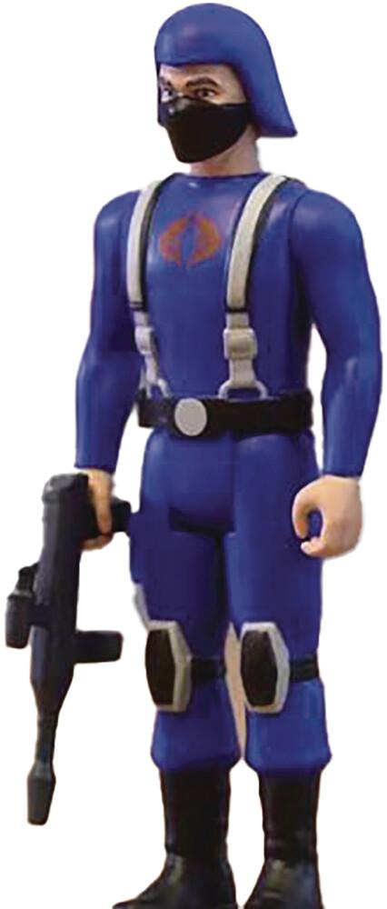 G.I. Joe 1a - Cobra Trooper Y-Back (Pink) - G.I. Joe 1a - Cobra Trooper Y-Back (Pink) (Afig)