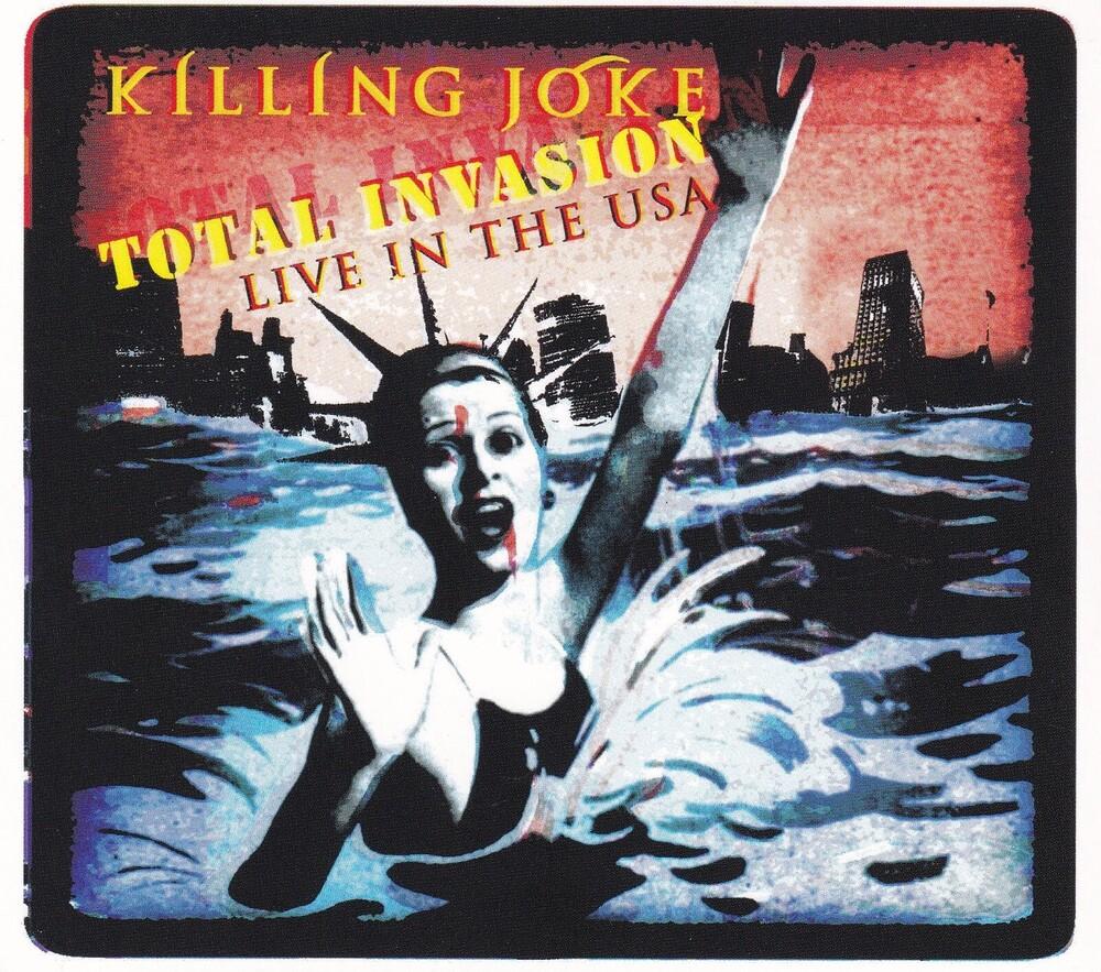 Killing Joke - Total Invasion: Live In The Usa