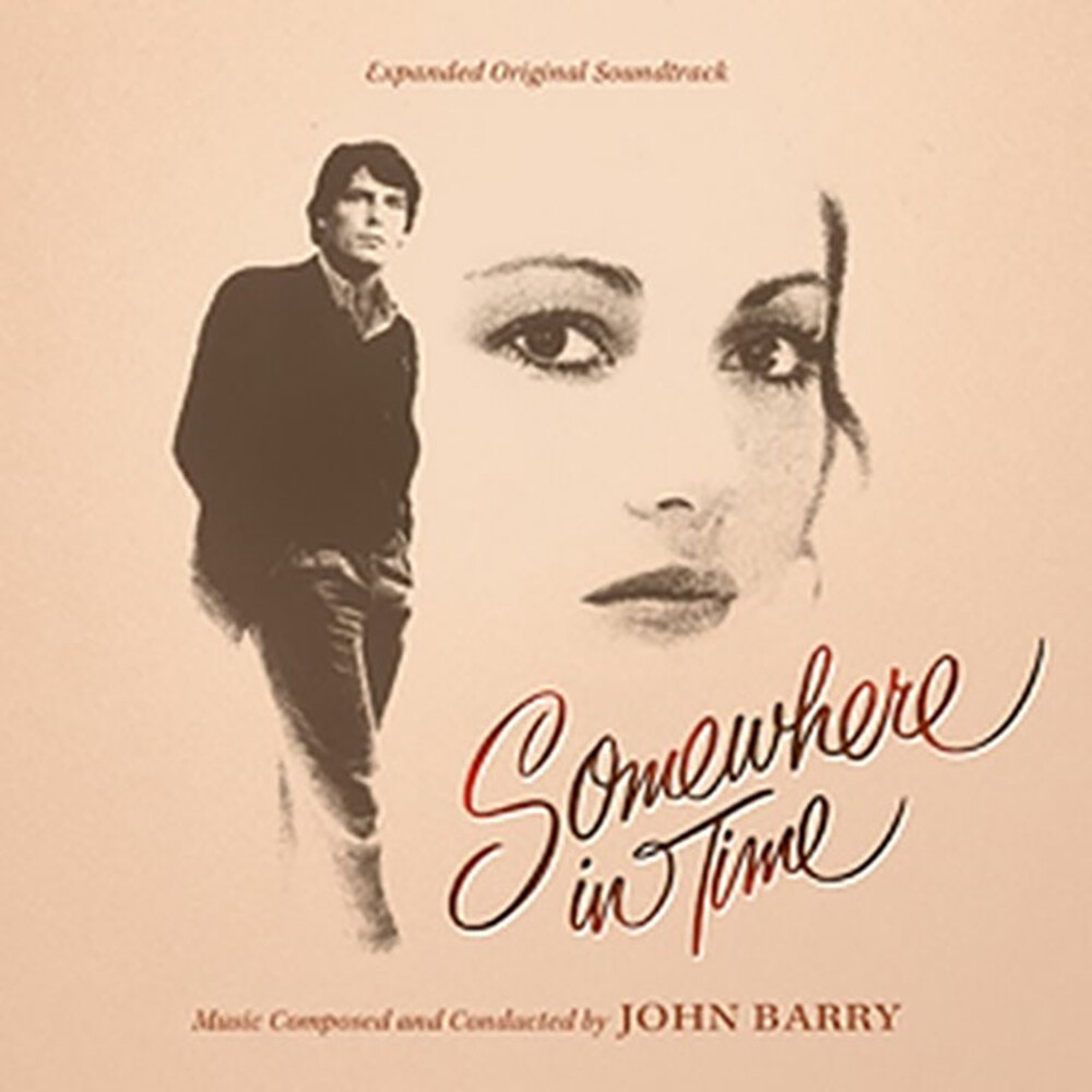 John Barry  (Exp) (Ita) - Somewhere In Time / O.S.T. (Exp) (Ita)