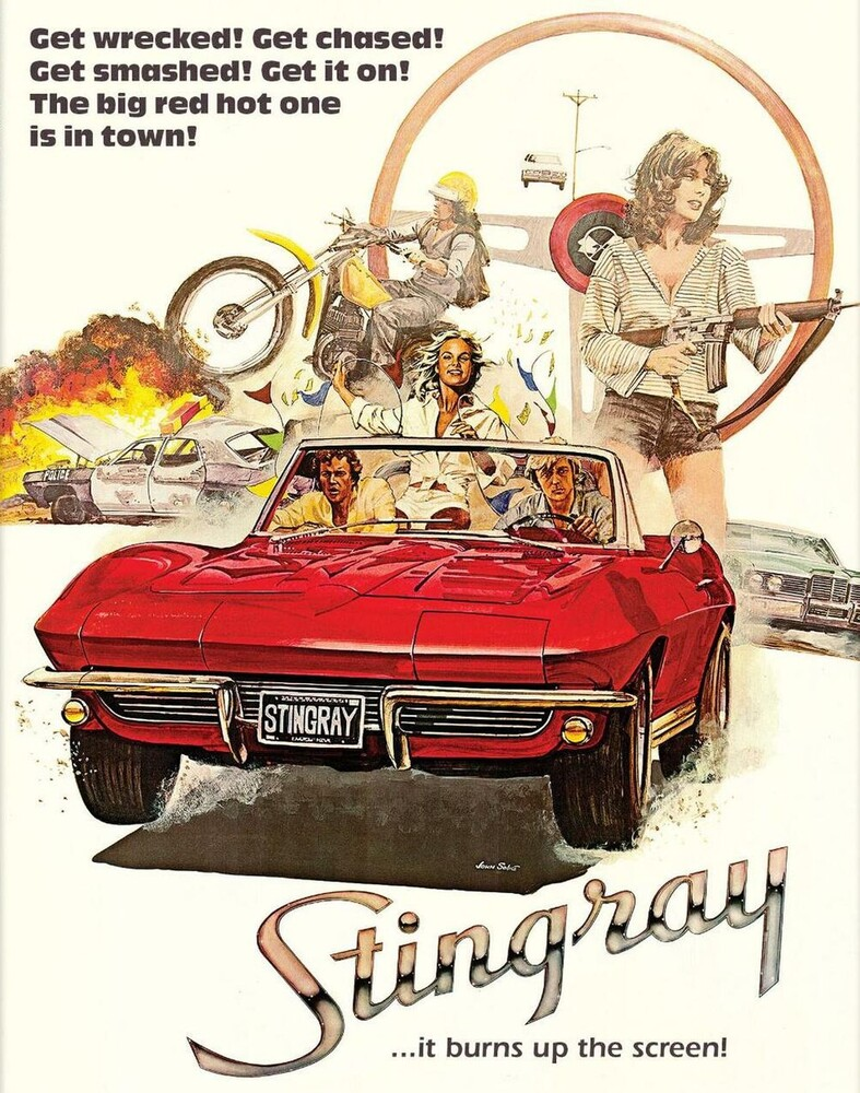 Stingray - Stingray / (Dir)