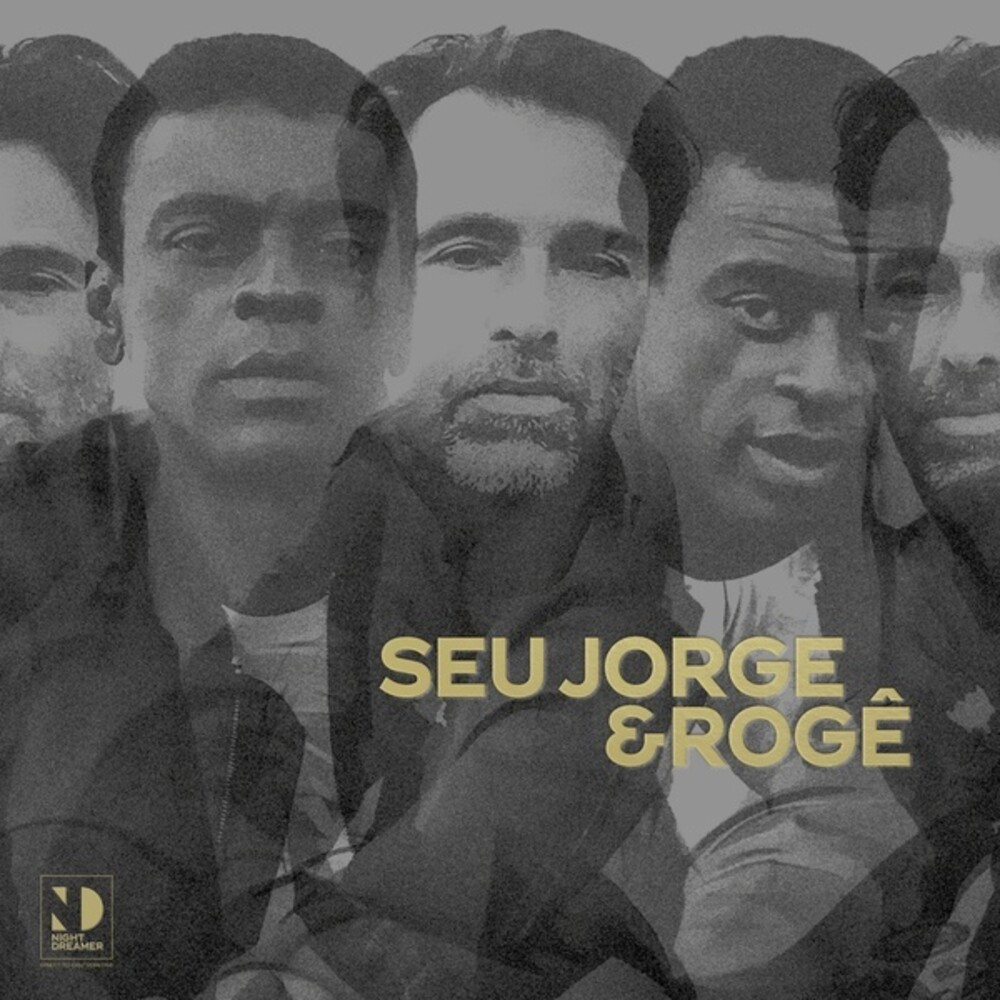 Seu Jorge  & Roge - Night Dreamer Direct To Disc Sessions