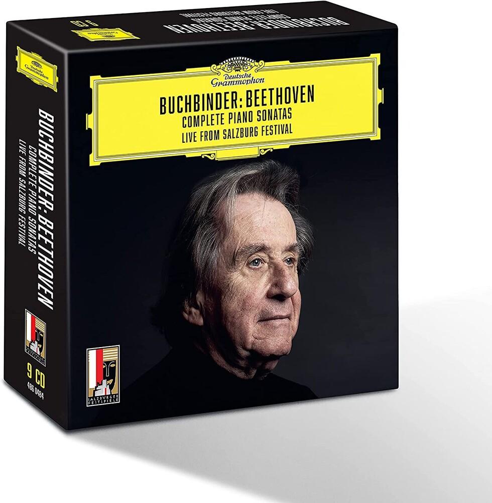 Beethoven / Buchbinder, Rudolf - Beethoven: Complete Piano Sonatas