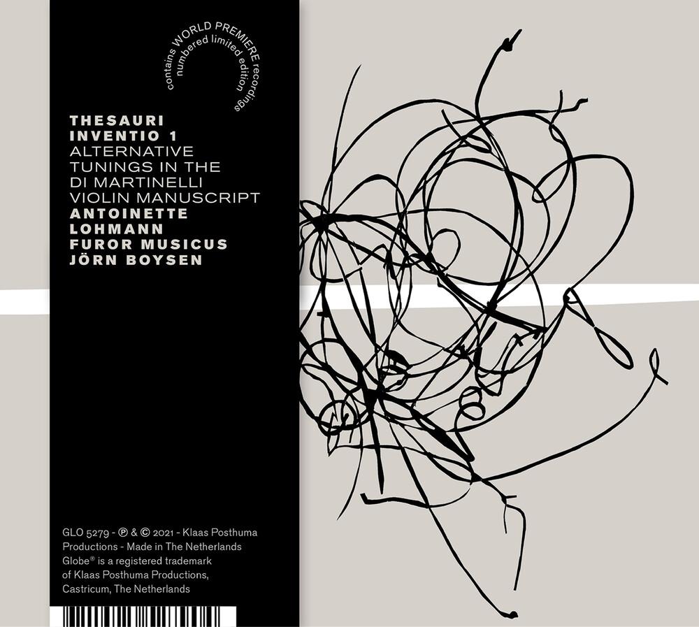 Various Artists - Thesauri Inventio 1 & 2