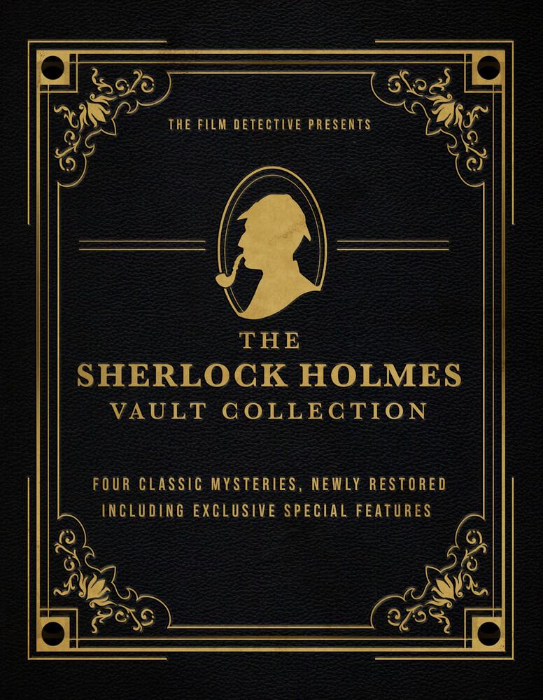 Sherlock Holmes Vault Collection - Sherlock Holmes Vault Collection (4pc) / (Spec)