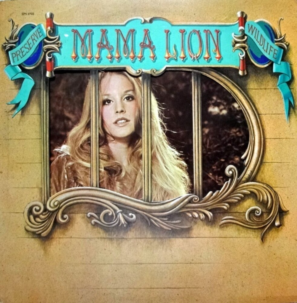 Mama Lion - Preserve Wildlife [Orange Colored Vinyl]
