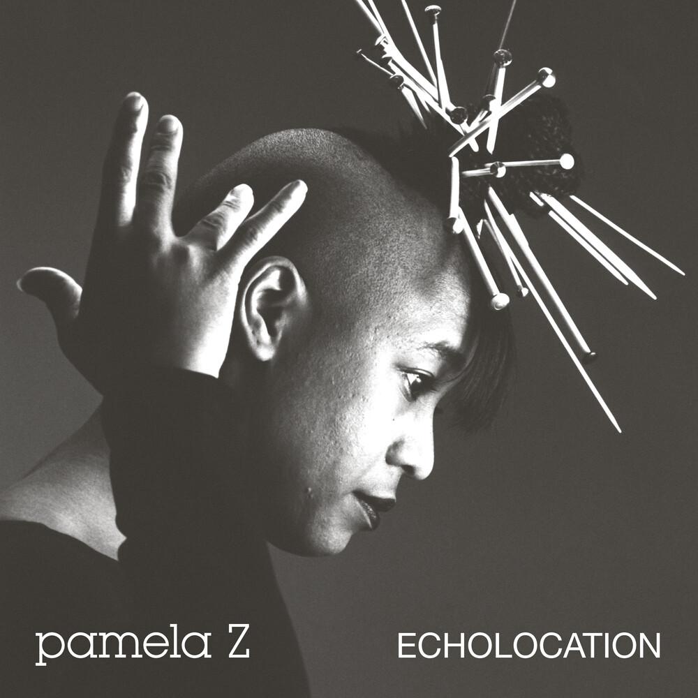 Pamela Z - Echolocation (Natural Swirl Vinyl) [Colored Vinyl]