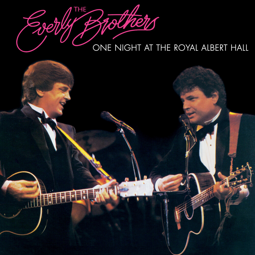 Everly Brothers - One Night At The Royal Albert Hall