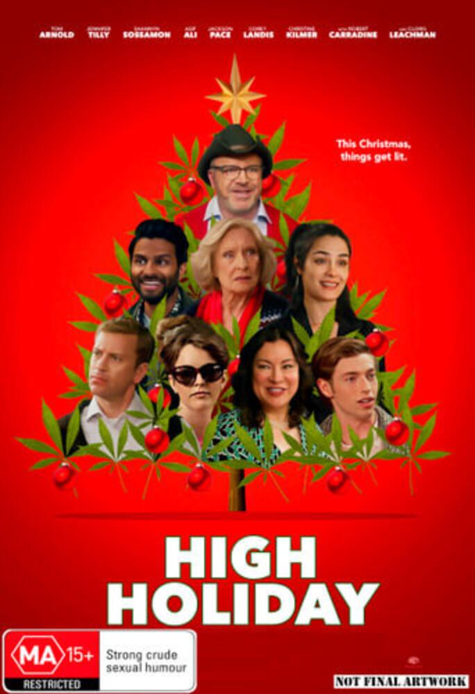 High Holiday - High Holiday / (Aus Ntr0)