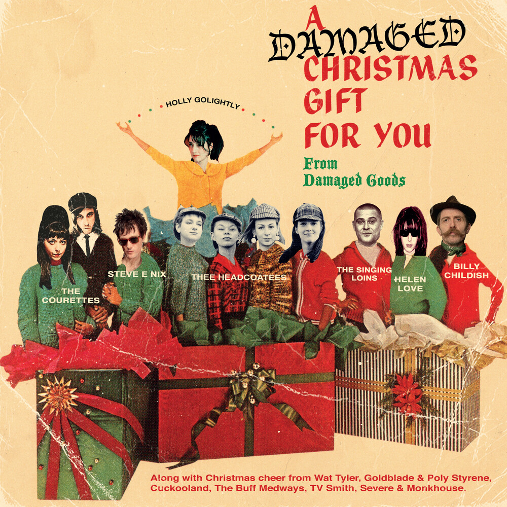 Various Artists - A Damaged Christmas Gift For You (Various Artists)