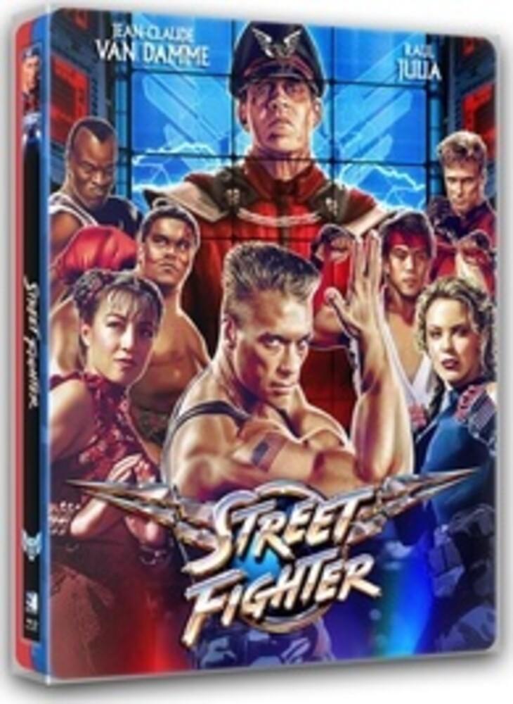 Street Fighter Bd - Street Fighter Bd / (Stbk)