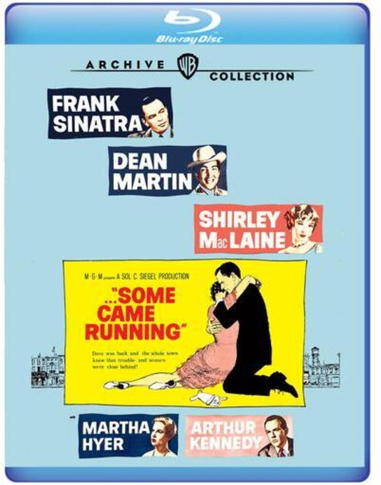 Some Came Running (1958) - Some Came Running