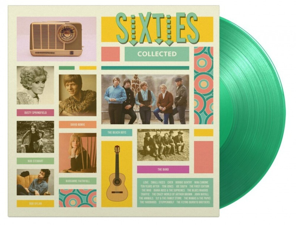 Sixties Collected / Various - Sixties Collected / Various [Colored Vinyl] (Grn) [Limited Edition]