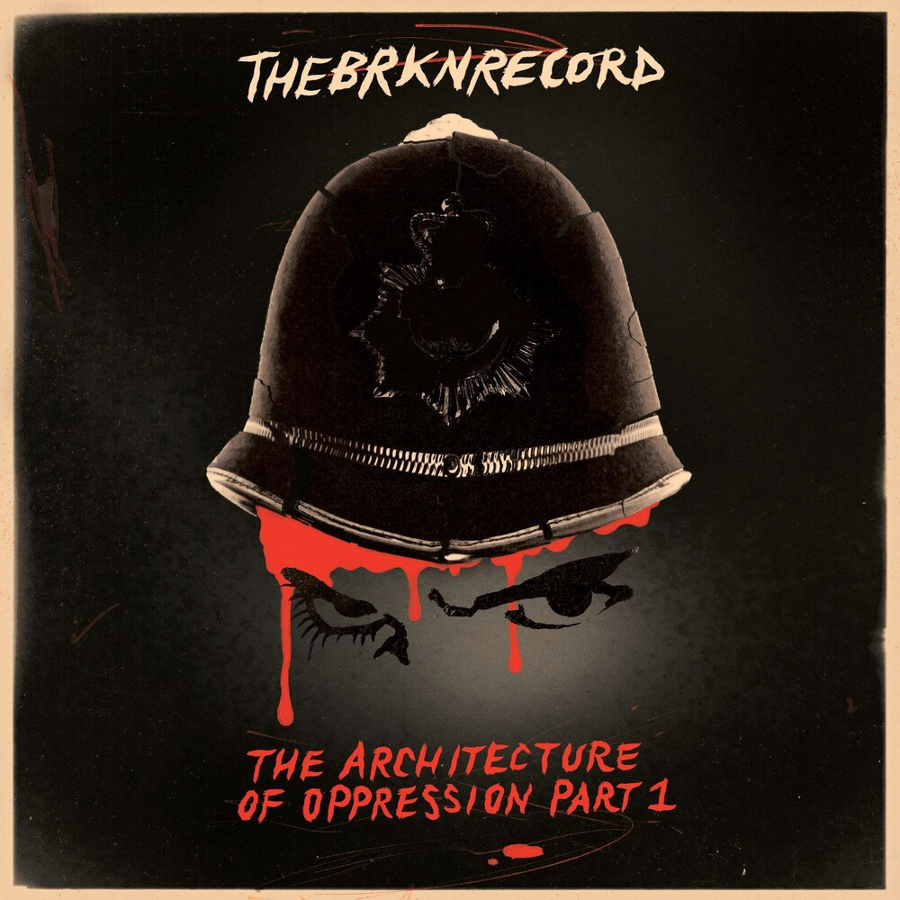 Brkn Record - Architecture Of Oppression Part 1 [Indie Exclusive] (Red)