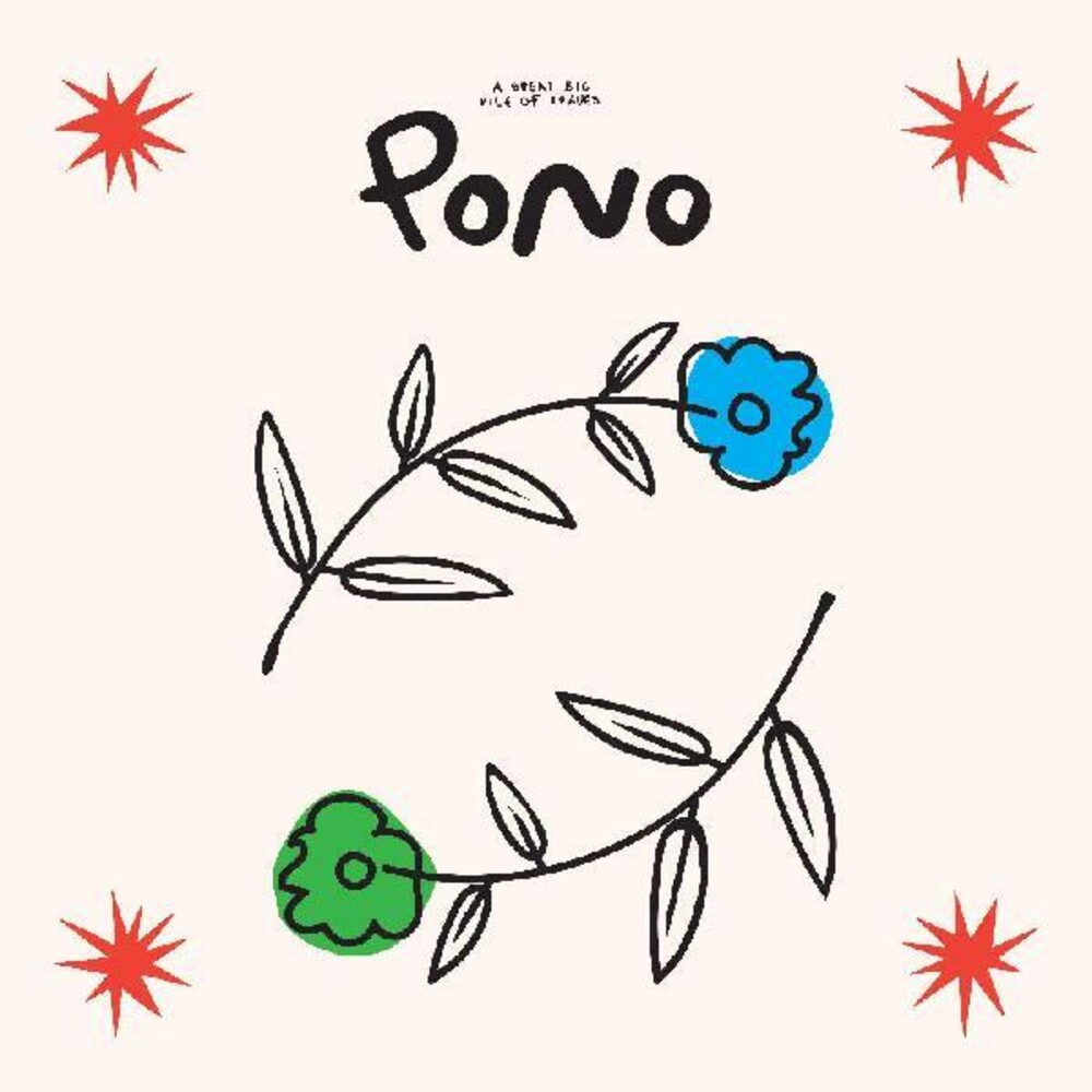A Great Big Pile of Leaves - Pono