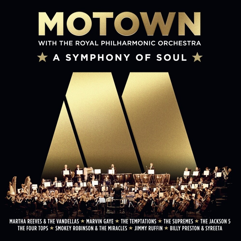 Motown: Symphony Of Soul (With Rpo) / Various - Motown: Symphony Of Soul (With Rpo) / Various