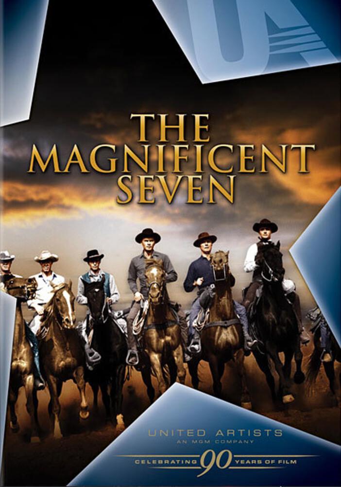 Brynner/Mcqueen/Vaughn/Coburn/ - The Magnificent Seven