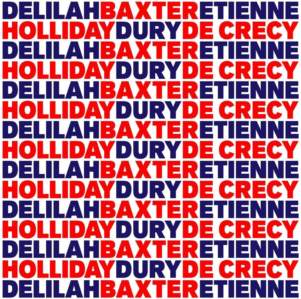 Baxter Dury, Delilah Holliday and Etienne De Crecy - B.E.D.