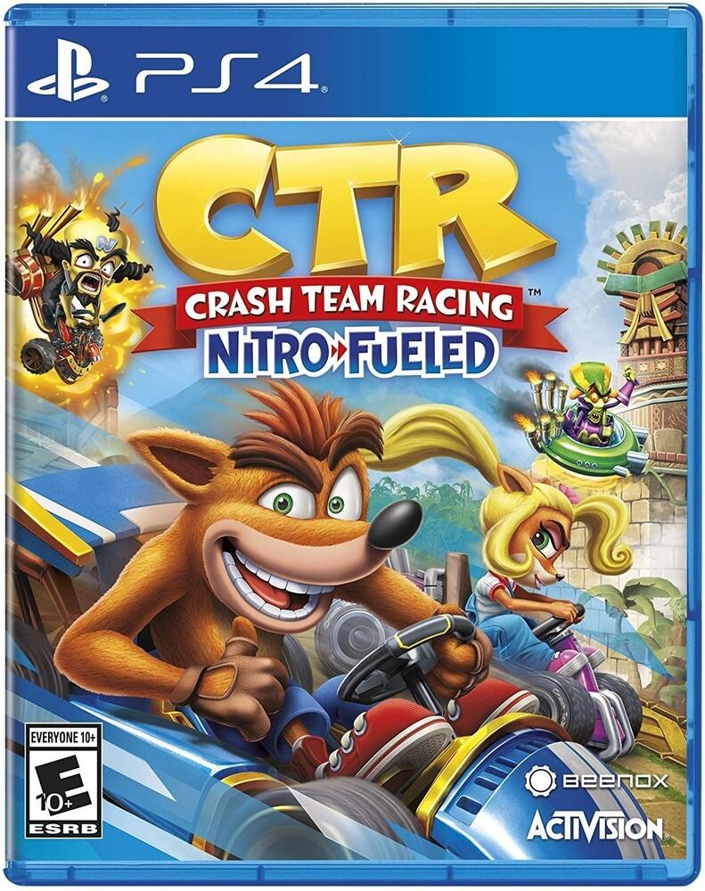 Ps4 Crash Team Racing: Nitro Fuled - Crash Team Racing: Nitro Fuled