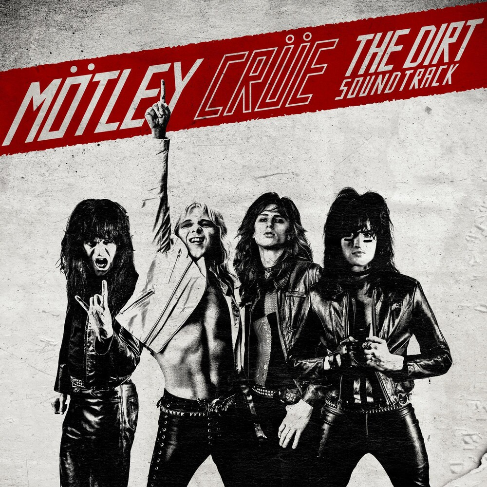 Motley Crue - The Dirt Soundtrack [LP]