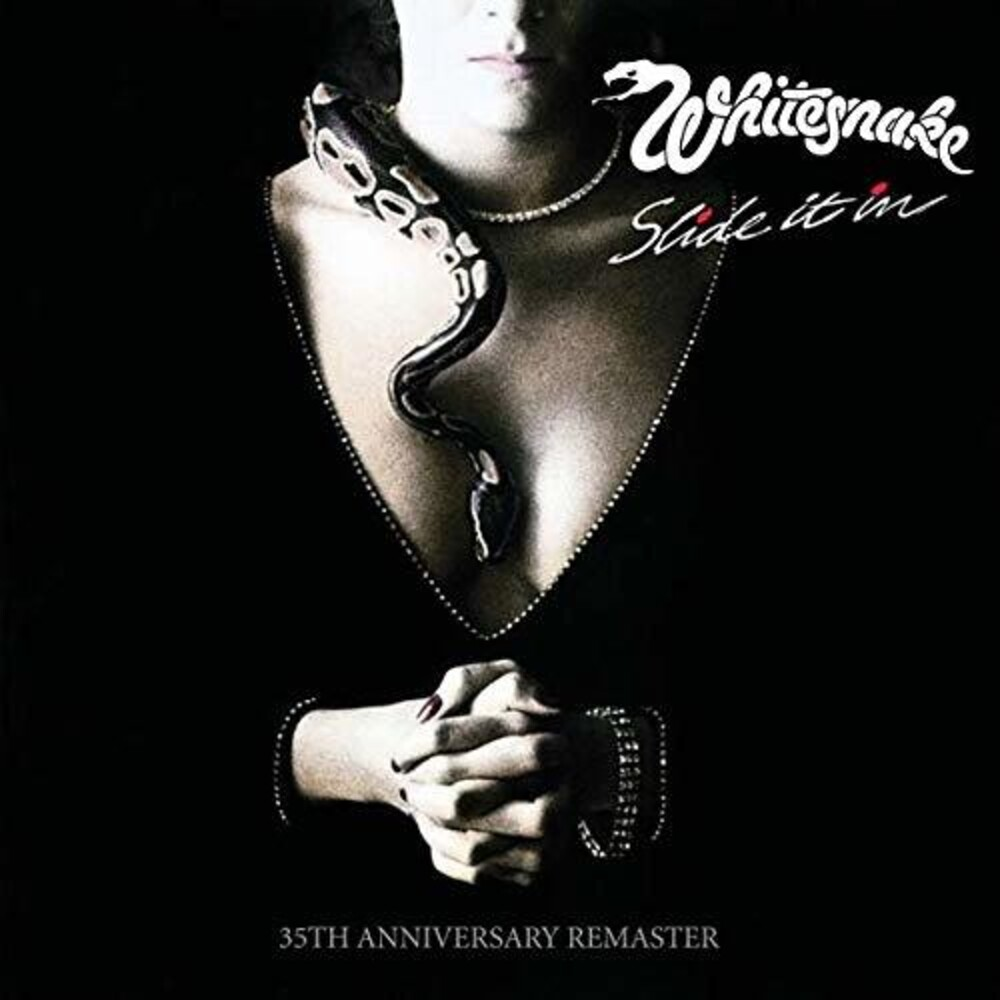 Whitesnake - Slide It In: 35th Anniversary Edition [Import Deluxe]
